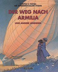 Der Weg nach Armilia und andere Legenden  - Klickt hier für die große Abbildung zur Rezension