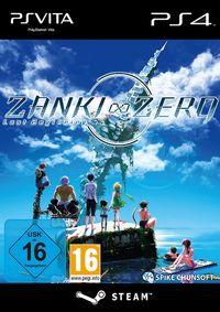 Zanki Zero: Last Beginning - Klickt hier für die große Abbildung zur Rezension
