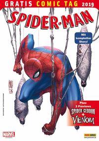 Spider-Man – Gratis Comic Tag 2019 - Klickt hier für die große Abbildung zur Rezension
