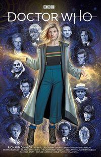 Doctor Who: Im Angesicht des dreizehnten Doktors - Klickt hier für die große Abbildung zur Rezension