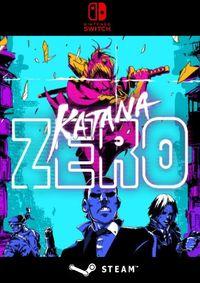 Katana Zero - Klickt hier für die große Abbildung zur Rezension
