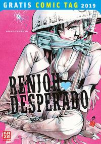 Gratis Comic Tag 2019: Renjoh Desparado - Klickt hier für die große Abbildung zur Rezension