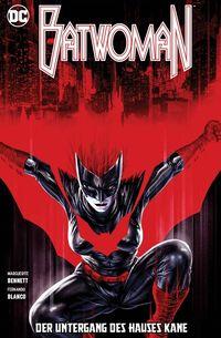 Batwoman (Rebirth) 3: Der Untergang des Hauses Kane - Klickt hier für die große Abbildung zur Rezension