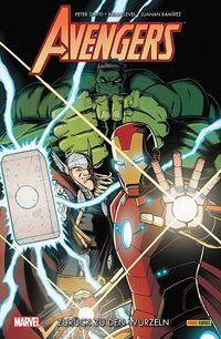 Avengers: Zurück zu den Wurzeln - Klickt hier für die große Abbildung zur Rezension