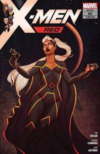 X-Men: Red 2 - Klickt hier für die große Abbildung zur Rezension