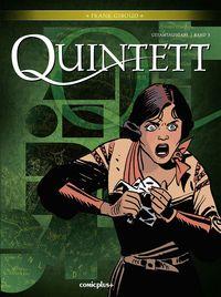 Quintett – Gesamtausgabe 3 - Klickt hier für die große Abbildung zur Rezension