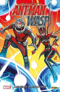 Ant-Man und Wasp: Abenteuer im Microverse - Klickt hier für die große Abbildung zur Rezension
