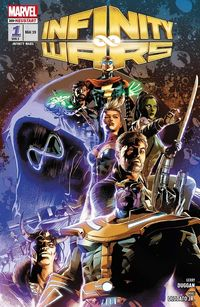 Infinity Wars 1: Die Hüter der Steine - Klickt hier für die große Abbildung zur Rezension