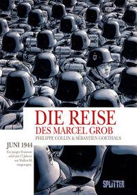 Die Reise des Marcel Grob - Klickt hier für die große Abbildung zur Rezension