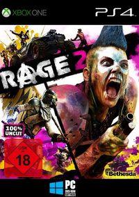 Rage 2 - Klickt hier für die große Abbildung zur Rezension