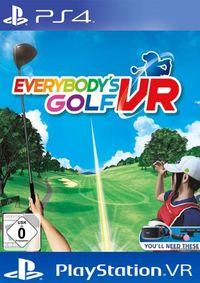 Everybody's Golf VR - Klickt hier für die große Abbildung zur Rezension