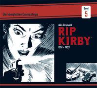 Rip Kirby 5: 1951 - 1953 - Klickt hier für die große Abbildung zur Rezension