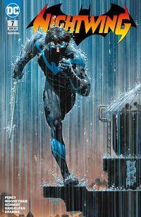 Nightwing (Rebirth) 7: Gefangen im Dark Web - Klickt hier für die große Abbildung zur Rezension