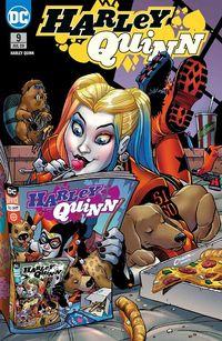 Harley Quinn (Rebirth) 9: Totales Chaos  - Klickt hier für die große Abbildung zur Rezension