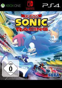 Team Sonic Racing - Klickt hier für die große Abbildung zur Rezension