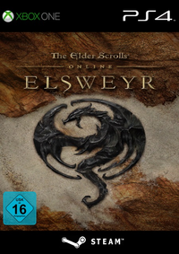 The Elder Scrolls Online: Elsweyr - Klickt hier für die große Abbildung zur Rezension