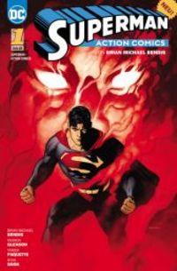 Superman Action Comics 1: Unsichtbare Mafia - Klickt hier für die große Abbildung zur Rezension