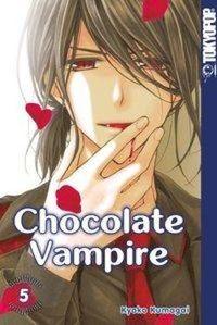 Chocolate Vampire 5 - Klickt hier für die große Abbildung zur Rezension