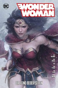 Wonder Woman (Rebirth) 8: Der Feind beider Seiten  - Klickt hier für die große Abbildung zur Rezension