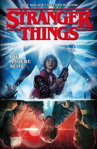 Stranger Things 1: Die andere Seite - Klickt hier für die große Abbildung zur Rezension