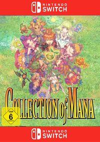 Collection of Mana - Klickt hier für die große Abbildung zur Rezension