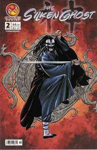The silken Ghost 2 - Klickt hier für die große Abbildung zur Rezension