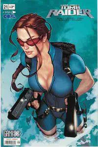 Tomb Raider 21 - Klickt hier für die große Abbildung zur Rezension