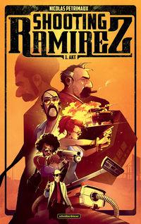 Shooting Ramirez - Akt 1 - Klickt hier für die große Abbildung zur Rezension