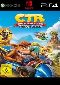 Crash Team Racing Nitro-Fueled - Klickt hier für die große Abbildung zur Rezension