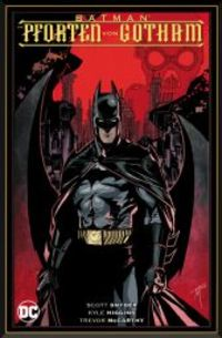 Batman: Die Pforten von Gotham - Klickt hier für die große Abbildung zur Rezension
