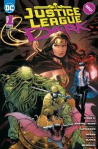 Justice League Dark 1: Hexenstunde