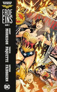 Wonder Woman Erde Eins 2 - Klickt hier für die große Abbildung zur Rezension