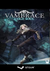 Vambrace: Could Soul - Klickt hier für die große Abbildung zur Rezension
