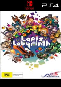 Lapis x Labyrinth - Klickt hier für die große Abbildung zur Rezension