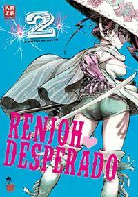Renjoh Desperado 2 - Klickt hier für die große Abbildung zur Rezension