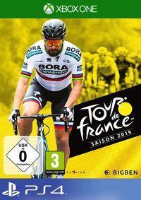 Le Tour de France 2019 - Klickt hier für die große Abbildung zur Rezension