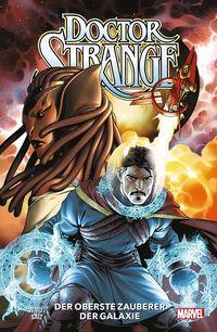 Doctor Strange 1: Der Oberste Zauberer der Galaxis - Klickt hier für die große Abbildung zur Rezension