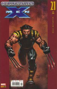 Die Ultimativen X-Men 21 - Klickt hier für die große Abbildung zur Rezension