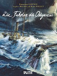 Die Fahrten des Odysseus - Klickt hier für die große Abbildung zur Rezension