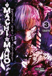 Machimaho – Magic Girl by Accident 3 - Klickt hier für die große Abbildung zur Rezension