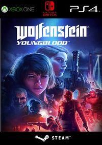 Wolfenstein: Youngblood - Klickt hier für die große Abbildung zur Rezension