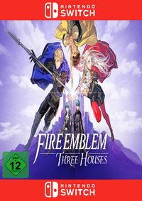 Fire Emblem: Three Houses - Klickt hier für die große Abbildung zur Rezension