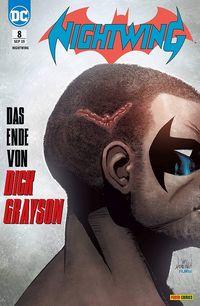 Nightwing 8: Das Ende von Dick Grayson