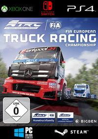 FIA European Truck Racing Championship - Klickt hier für die große Abbildung zur Rezension