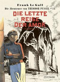 Die Abenteuer von Theodor Pussel 13 - Klickt hier für die große Abbildung zur Rezension