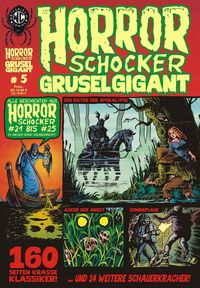 Horrorschocker Gruselgigant 5