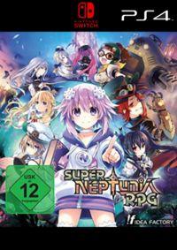 Super Neptunia RPG - Klickt hier für die große Abbildung zur Rezension