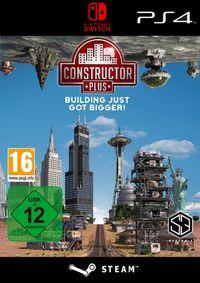 Constructor Plus - Klickt hier für die große Abbildung zur Rezension