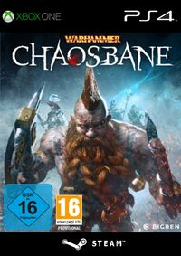 Warhammer Chaosbane - Klickt hier für die große Abbildung zur Rezension