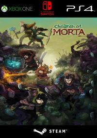 Children of Morta - Klickt hier für die große Abbildung zur Rezension